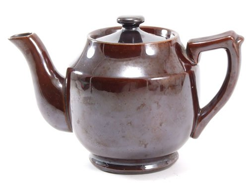 Occupied Japan Pottery Teapot Tea Pot Ceramic