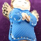 Hand painted Angel Pin Brooche