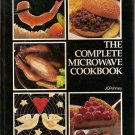 The Complete Microwave Cookbook by JC Penney Hardcover
