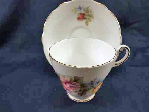 Regency Bone China Cup and Saucer