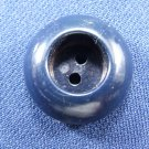 Large Navy Blue Round Buttons