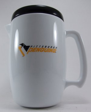 Pittsburgh Penguins Insulated Pitcher Hockey Coffee NHL Hot Cold