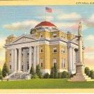 Color Postcard City Hall Alexandria, La