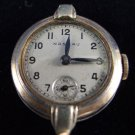 Vintage Gold Ladies Nassau Wristwatch Watch Round Face