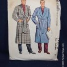 McCalls Pattern 5465 Mens and Youth Robe Size 42-44