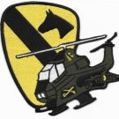 US Army Vietnam 1st Air Cavalry Division 9th Cavalry Regiment Cobra Attack Helicopter