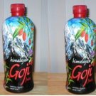 "Himalayan Goji Juice - Case of Four, ""1-liter"" bottles"
