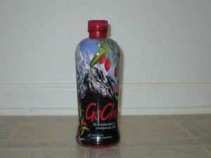 GoChi: The Next Generation of Himalayan Goji Juice - 1 liter bottle