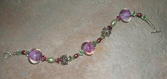 Lilac Swirls