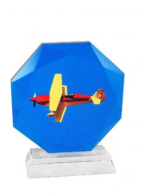 Eight Pointed Star - 100mm x 100mm x 18mm