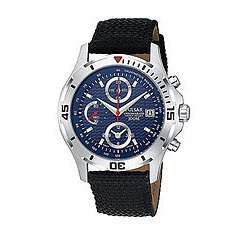 PF8139 Pulsar Mens Chronograph Watch on Strap (ice)