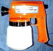 Electric Spray Gun - 34 Oz    (dsp)