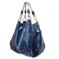 Patent Leather Handbag/Single shoulder strap Tote (lib)