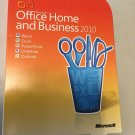 Microsoft Office 2010 Home and Business
