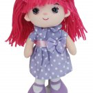 Maggie the Rag Doll Baby Doll, Red Hair Rag Doll