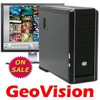 GeoVision GV-1480 16 CH 480 FPS Video Security PC DVR System