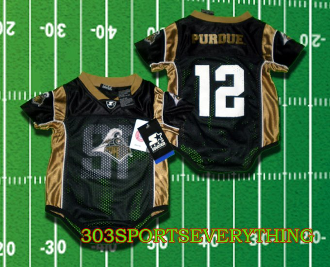 PURDUE BOILERMAKERS CURTIS PAINTER JERSEY INFANT TODDLER FOOTBALL JERSEY