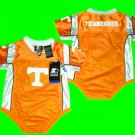TENNESSEE VOL Football BABY INFANT AINGE Jersey MANNING Jersey 12 Mo, 18 Mo, or 24 Months