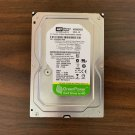 "WD5000AVCS-612DY1 Western Digital 500GB 5400RPM SATA 3Gbps 16MB Cache 3.5"" HDD"