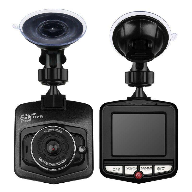 Full HD 1080P Car DVR G-Sensor Camera Dash Video Registrator Recorder W/ 8G Card