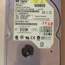 """Western Digital 80 GB EIDE Internal 7200 RPM 3.5"""" WD800JB-00CRA1 HDD"""