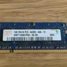 HMP112S6EFR6C-S6-AB - Hynix 1GB DDR2-800MHz PC2-6400 200Pin SoDimm Memory Module