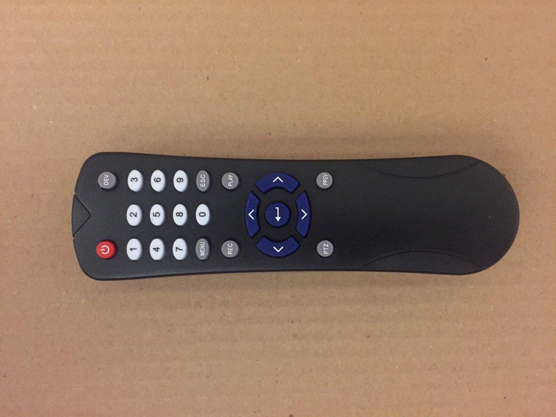 ORIGINAL REMOTE CONTROL FROM 101AV Surveillance Digital Video Recorder