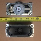SPEAKERS SET V30A000033A0 SPK-1500BM 8Om 10W FROM TOSHIBA 37HL67S CHASSIS TAC075