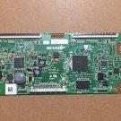 CTRL PCB RUNTK4106TPZC FROM SHARP LC-40E67U LCD TV
