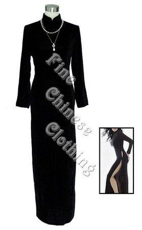 Chinese Long Dress - Irresistible Temptress