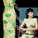Chinese Ankle Length Dress - Elegant Zhangziyi