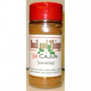 HOT Cajun Seasoning