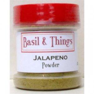 Jalapeno Powder Small 1 oz bottle