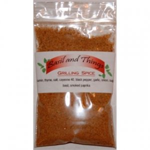 1/2 oz Grilling Spice Sample Pack