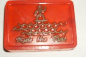 Ride The Tide design Homemade Soap