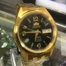 Orient Self Winding Automatic Japan Brand for Men No Battery Needed