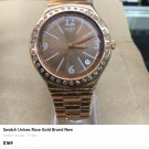Swatch Unisex Style Brand New. Rose Gold Color