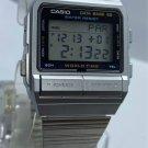 Casio Watch Digital Movement Stainless Steel
