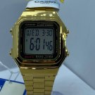 Casio Sports Digital Stainless Steel Band  Classic Unisex Size Watch