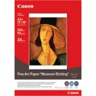 "Canon Fine Art Museum Etching Paper, 13"" x 19"", 20 Count"