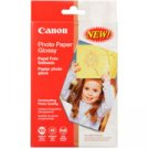 "Canon Glossy Photo Paper, 4"" x 6"", 100 Count"