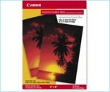 "Canon Glossy Photo Paper Pro, 4"" x 6"", 20 Count"
