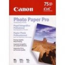 "Canon Glossy Photo Paper Pro, 4"" x 6"", 75 Count"