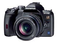 Olympus EVOLT E-510 Digital Camera w/ 14-42mm Lens Kit