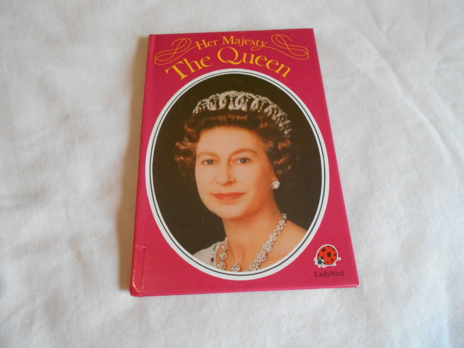 Her Majesty The Queen by Ian A. Morrison (1983) (CL45) History