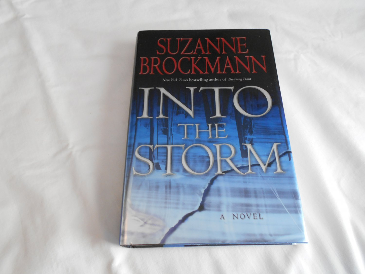 Into the Storm by Suzanne Brockmann (2006) (B42) Troubleshooters #10, Romantic Suspense