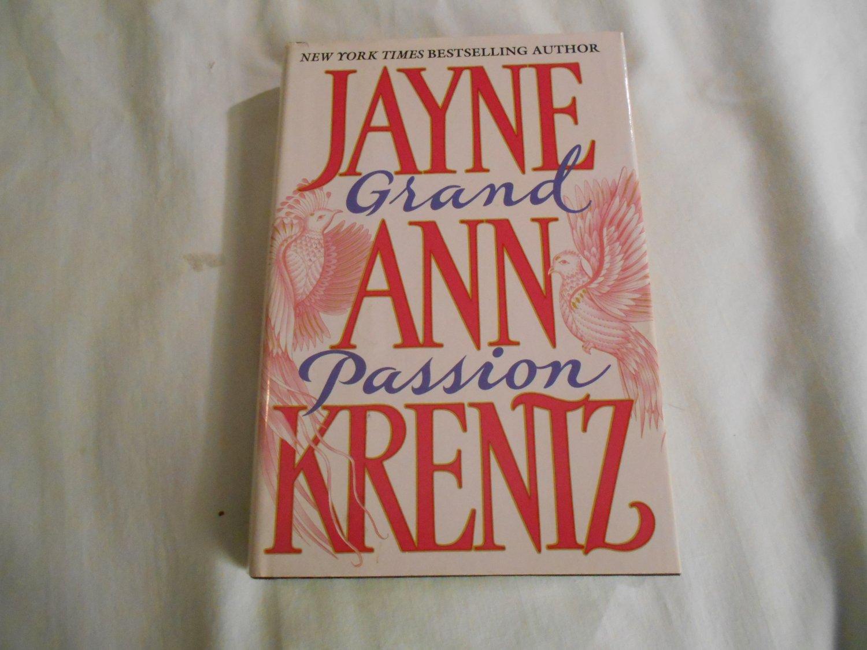 Grand Passion by Jayne Ann Krentz (1994) (69) Contemporary Romance
