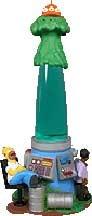 SIMPSON POWER PLANT MOTION LAMP
