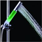 Shower head with Temperature 3-Colors (Green / Blue / Red) , No Battery