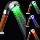 Shower Head with 3 Colors and high pressure